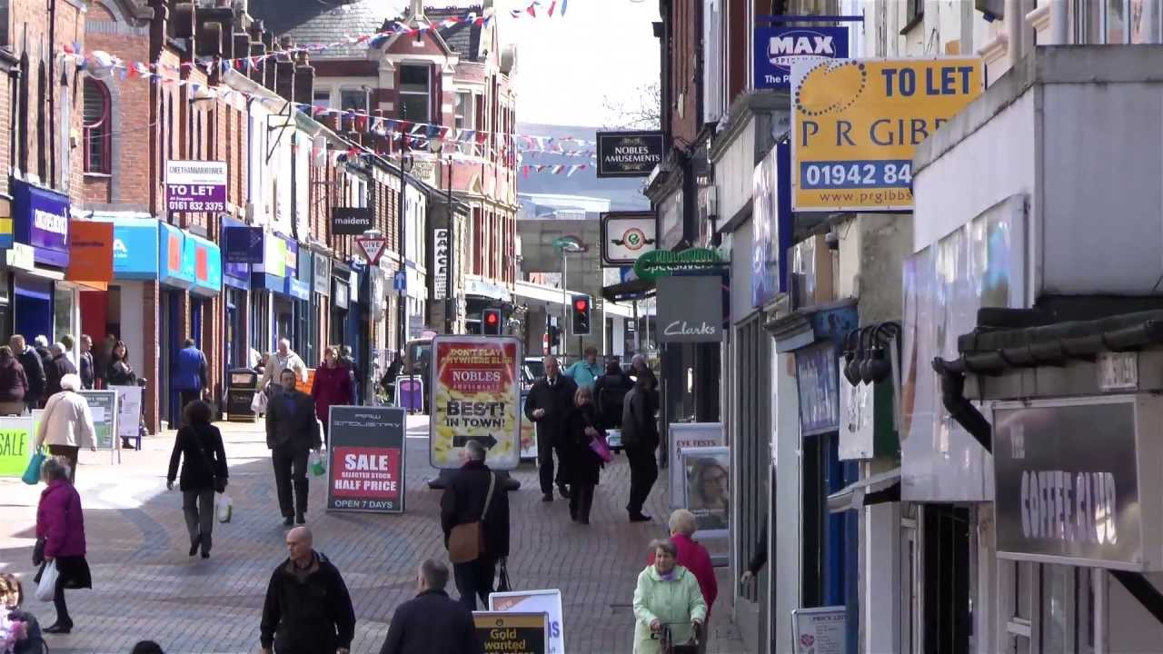Origin Of Chapel Street Chorley Lancashire Youtube