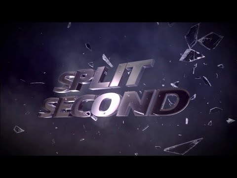 (Throwback Thurs) SPLIT SECOND Game Overview (PC Gameplay) |