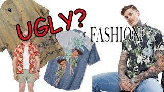 Hawaiian Shirts    Ugly or Fashion Ep. 4    Men's Fashion 2019    Gent's Lounge