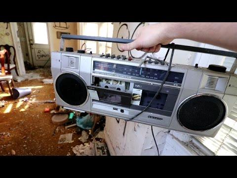 Abandoned Retro Home Full Of 90's Electronics