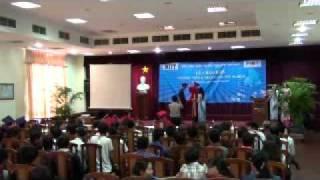 Lễ tốt nghiệp tại NIIT iNET