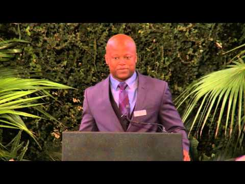 Maurice Ashley 2016 US Chess Hall of Fame Induction Ceremony