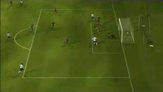UEFA Euro 2008 PlayStation 3 Gameplay - One Touch Goal