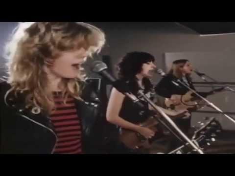 Girlschool   Demolition Boys Music Video HD
