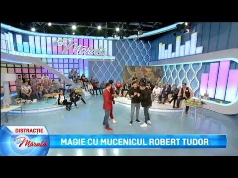 Magie cu mucenicul Robert Tudor