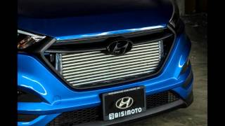 Dia Show Tuning Hyundai Tucson Bisimoto Engineering 700PS
