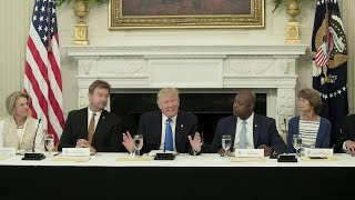 Trump puts pressure on GOP senators
