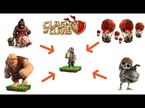 TH7 best new attack ever 2018 part 2