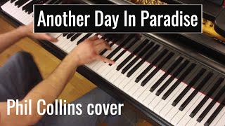 "Phil Collins - ""Another Day in Paradise"" / Evgeny Alexeev, piano"