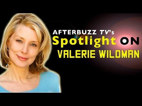 Valerie Wildman Interview | AfterBuzz TV's Spotlight On