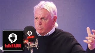 David Icke discusses theories and politics with Eamonn Holmes