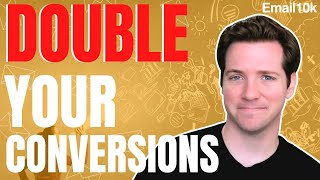 Email Marketing Tutorial - How To Write Emails That DOUBLE Conversions