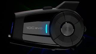 Sena 10C Evo: 4K Camera and Communication Headset