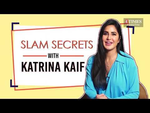 BHARAT   Slam Book Secrets with Katrina Kaif