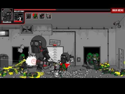 Madness Combat Project Nexus Zombie Mode Wave 35 Fight