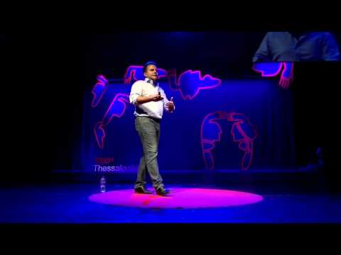 Escaping dead-end, reclaiming success: Think like an immigrant | Alexis Pantazis | TEDxThessaloniki
