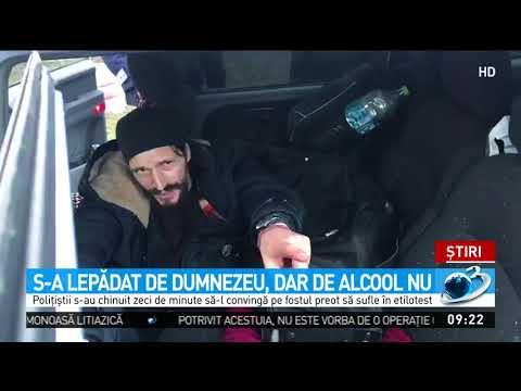Un preot beat a fost încătușat de Poliție în Iași după o urmărire ca în filme. Declarația