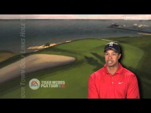 Tiger Woods breaks down Harbour Town's key holes