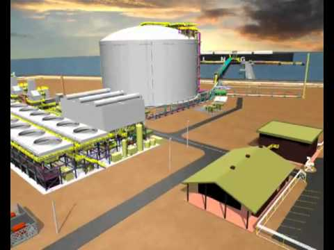 Gladstone LNG Project, Queensland, Australia