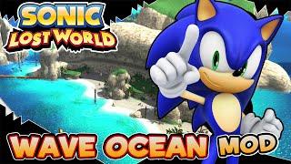 Sonic Lost World (PC) Wave Ocean Mod