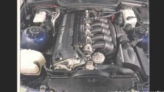 BMW M3 E 36 , тест драйв , обзор , характеристики
