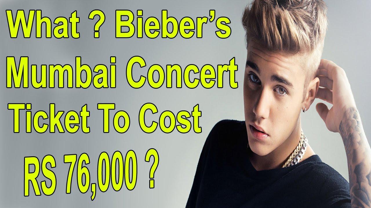 Justin Bieber To Perform In India What Justin Biebers Mumbai