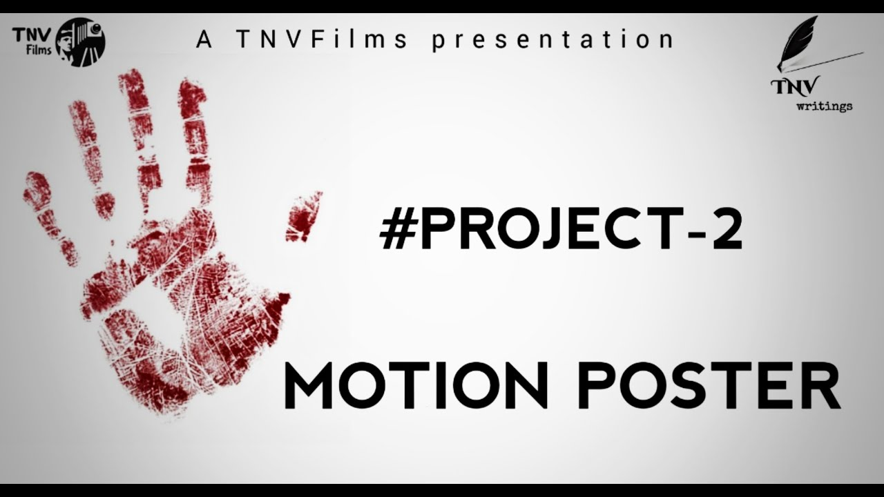 Download #84392 Motion Poster | Based on true incidents | TNVFilms