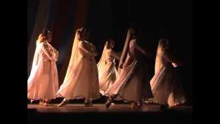 INDIAN BALLET PART 5 BY HRITAAL DANCE CENTRE, KOLKATA, INDIA