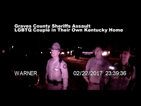Graves County Police Assault LGBTQ Couple in Their Own Home