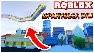 😱 I PLAYED WITH FLYING BUGU AND SPANISH !! 😱 / Roblox Jailbreak / Roblox English / Melih Brother