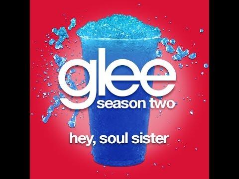 Glee - Hey, Soul Sister [LYRICS]