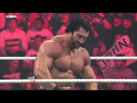Raw - Mason Ryan vs. JTG