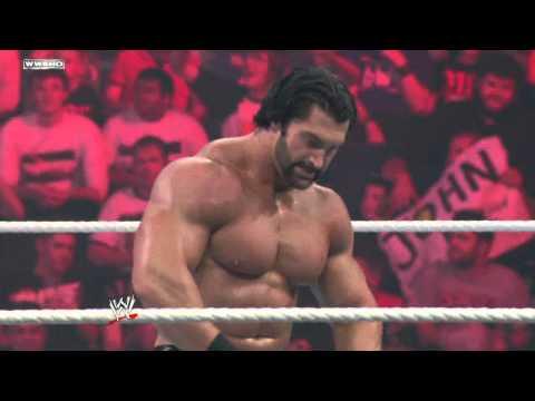Raw - Mason Ryan vs. JTG