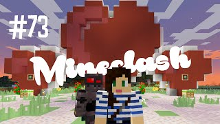 MINECRAFT WITH OUR MOMS - MINECLASH (EP.73)