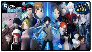 Devil Survivor 2 Record Breaker Ep 101: To Nagoya (New Ally Battle)