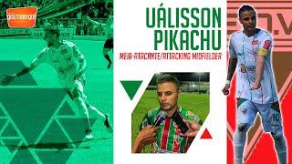 ⚽ UÁLISSON PIKACHU / MEIA-ATACANTE / Uálisson Henrique de Oliveira