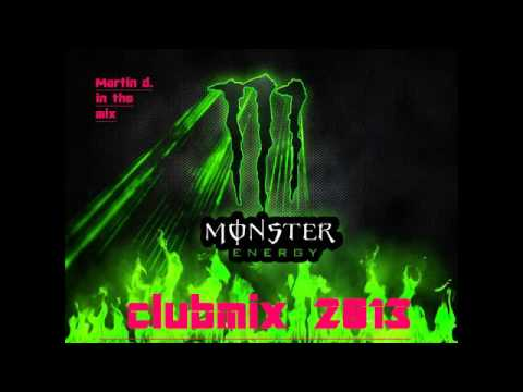 NEW Monster Energy Clubmix 2013