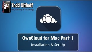 OwnCloud Server for Mac Part 1: Installation and Set Up