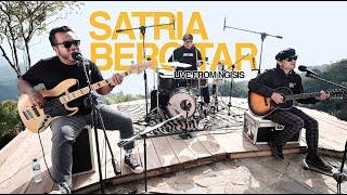 Endank Soekamti - SATRIA BERGITAR | Accoustic Live Session from Ngisis #Gelangprojo