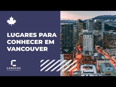 Os Principais Pontos Turísticos em Vancouver Parte 2