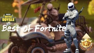 BEST OF FORTNITE! OVERTAKER SKIN!