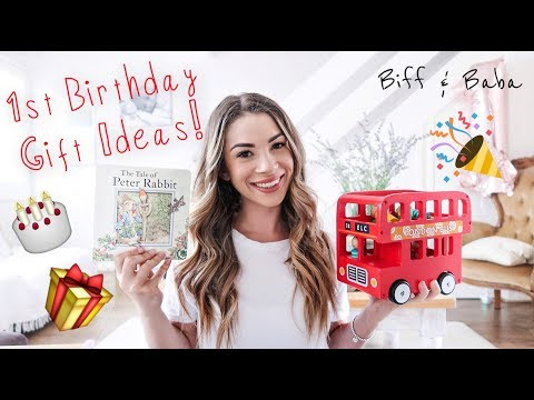 Best birthday gifts for girl baby
