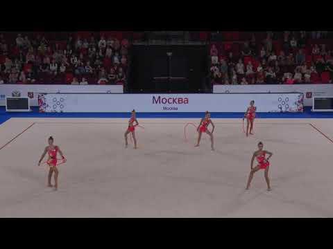 Сборная команда Москвы 2019, КМС, Первенство России 30.06.2019