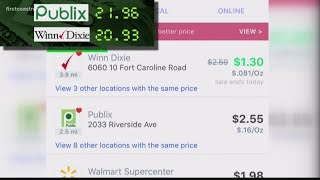 Publix vs. Winn Dixie: Where is shopping cheaper?