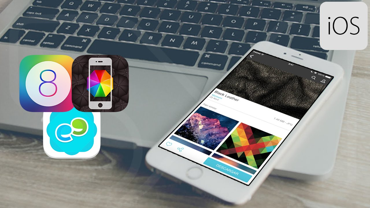 Las Mejores Apps De Fondos De Pantalla Para IPhone
