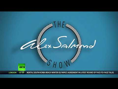 The Alex Salmond Show - Episode 10 -  International Development