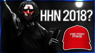 Is The Purge Returning to HHN 2018?