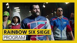 RAINBOW SIX SIEGE - PROGRAM (Wydarzenie Droga do S.I.)