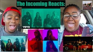 FIFTH HARMONY ANGEL MUSIC VIDEO | REACTION!