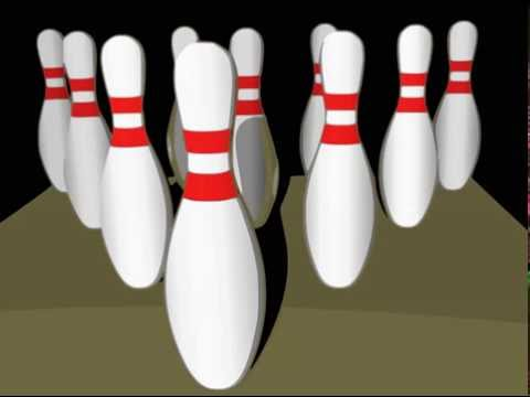 Repetative bowling a strike noise - Sound effects